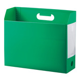 セキセイ ボックスファイル ヨコ AD−2651 グリーン