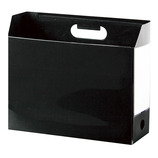 セキセイ ボックスファイル ヨコ AD−2651 ブラック