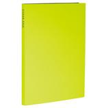 セキセイ 高透明クリヤーファイル 20P KP−2512 ライトグリーン