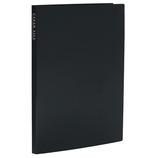 セキセイ 高透明クリヤーファイル 20P KP−2512 ブラック
