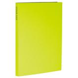 セキセイ 高透明クリヤーファイル 40P KP−2514 ライトグリーン