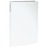 セキセイ 高透明クリヤーファイル 40P KP−2514 ホワイト