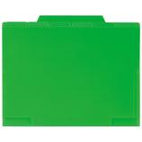 セキセイ 6インデックスホルダー ACT−906 グリーン