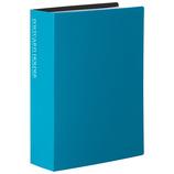 セキセイ ポストカードホルダ 高透明 KP−60P ブルー