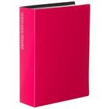 セキセイ ポストカードホルダ 高透明 KP−60P ピンク