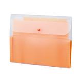 セキセイ ドキュメントホルダー ACT−3906 オレンジ