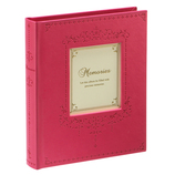 セキセイ フレームアルバム XP−4700 ピンク│アルバム・フォトフレーム ポケットアルバム