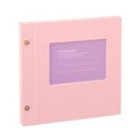 セキセイ ライトフリーアルバム XP−5308 ピンク