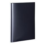 セキセイ パックン トレーディングカードフォルダー 高透明 PKT−7480 ブラック