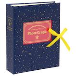 セキセイ ハーパーハウス フレームアルバム XP−3333 スター│アルバム・フォトフレーム ポケットアルバム
