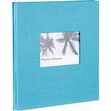 セキセイ ミニフリーアルバム フレーム XP‐1008‐12 ターコイズブルー