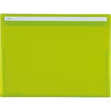 セキセイ アクティフV フリップファイル A4 ヨコ ACT‐5901‐33 ライトグリーン│ファイル ケースファイル