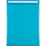 セキセイ アクティフV フリップファイル A4 タテ ACT‐5911‐10 ブルー