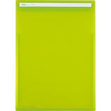 セキセイ アクティフV フリップファイル A4 タテ ACT‐5911‐33 ライトグリーン│ファイル ケースファイル