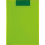 セキセイ クリップファイル マグネプラス A4 ACT‐5924‐33 ライトグリーン│ファイル クリップファイル・用箋挟