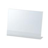 セキセイ サインスタンド 片面用 A5横置き SSD−2715