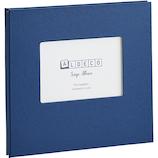 セキセイ スクラップアルバム ALDECOミニ XP‐3808 ネイビー│アルバム・フォトフレーム アルバムデコレーション