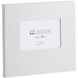 セキセイ スクラップアルバム ALDECOミニ XP‐3808 ホワイト│アルバム・フォトフレーム アルバムデコレーション