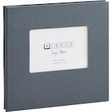 セキセイ スクラップアルバム ALDECOミニ XP‐3818 ブラック│アルバム・フォトフレーム アルバムデコレーション