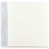 セキセイ スペア台紙アルデコミニ XP‐38P クリーム 5枚入│アルバム・フォトフレーム アルバムデコレーション
