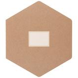 セキセイ スクラップアルバム ハニカム XP‐6504 クラフト│アルバム・フォトフレーム アルバムデコレーション