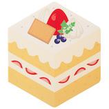 セキセイ スクラップアルバム ハニカム XP‐6506 ケーキ│アルバム・フォトフレーム アルバムデコレーション