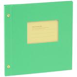 セキセイ ハーパーハウス ライトフリーアルバム フレーム M XP-5508 グリーン│アルバム・フォトフレーム フォトアルバム