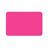 タカ印 ケイコーカード 無地M 14−3533 桃│展示・ディスプレイ用品 プライスカード・値札