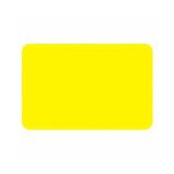タカ印 ケイコーカード 無地M 14−3535 レモン│展示・ディスプレイ用品 プライスカード・値札