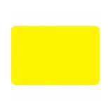 タカ印 ケイコーカード 無地L 14−3545 レモン│展示・ディスプレイ用品 プライスカード・値札
