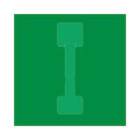 ササガワ タカ印 スイングPOP ゆらりん2g対応 37−531│展示・ディスプレイ用品 その他 展示・ディスプレイ用品