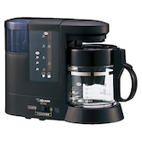 象印 コーヒーメーカー(ミルつき)珈琲通 EC−CB40−TD