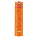 象印(ZOJIRUSHI) ステンレスマグボトル TUFF 0.6L SM-XC60 ビビッドオレンジ