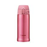 象印(ZOJIRUSHI) ステンレスマグ 0.36L SM-TA36 ピンク│水筒・魔法瓶 水筒