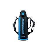 象印マホービン ステンレスクールボトル SD-FB10 ブルーストライプ│水筒・魔法瓶 水筒