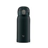 象印(ZOJIRUSHI) ステンレスマグ 360mL SM-WA36 ブラック│水筒・魔法瓶 水筒