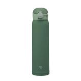 象印(ZOJIRUSHI) ステンレスマグ 600mL SM-WA60 カーキ│水筒・魔法瓶 水筒