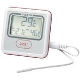 SATO 冷蔵庫用電子温度計 PC3300
