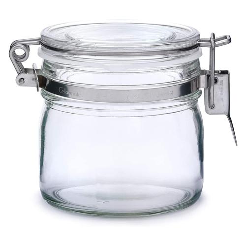 セラーメイト 密封ビン 丸 0.5L