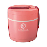 アスベル ランタス ステンレス保温ランチボックス 590mL HLB-BE590 ピンク