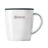 アスベル ステンレス 真空断熱 保温 マグカップ MG-T240 ホワイト│水筒・魔法瓶 タンブラー型水筒