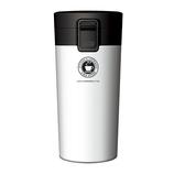 アスベル 真空断熱携帯タンブラー TL370 パールホワイト 370ml