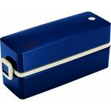 アスベル Cランタス ランチボックス 2段 SS−T600 ブルー 600ml