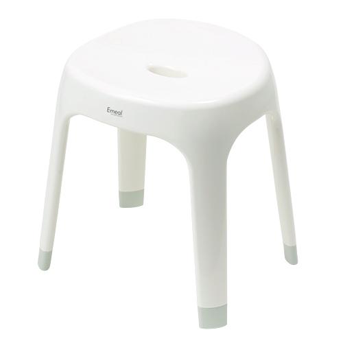 アスベル エミール風呂椅子 S35 ホワイト