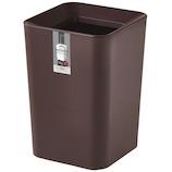 アスベル ルクレールCV ミニ 角型 2.0L A6210 ブラウン│ゴミ箱 ごみ箱