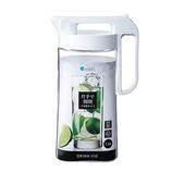 アスベル ドリンクビオ 冷茶ポット S1600N ホワイト 1.6L