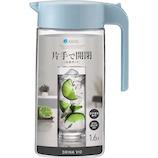 アスベル ドリンクビオ 冷茶ポット S1600L A8257 ブルー 1.6L
