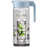 アスベル ドリンクビオ 冷茶ポット S2100L A8258 ブルー 2.1L