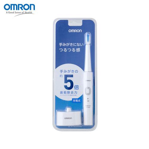 【ハンズメッセ2018】【第2弾 8/23 0時~】オムロン(OMRON) 電動歯ブラシ メディクリーン HT−B305 ホワイト