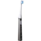 オムロン 音波式電動歯ブラシ 充電式 HT-B324-BK ブラック